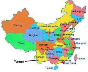 Province-Yunnan